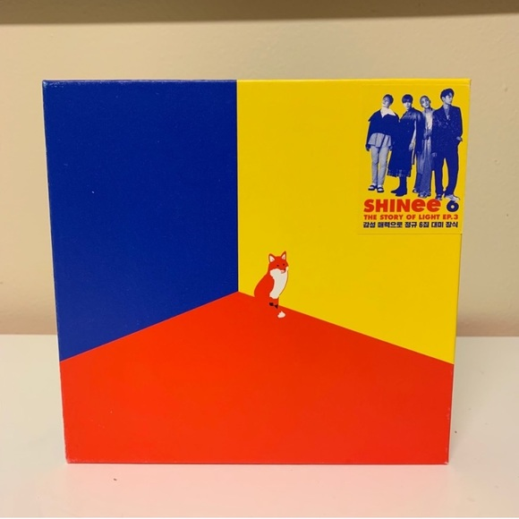 SHINee album the story of light ep 3 (kpop)